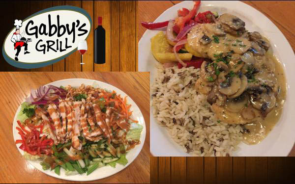 Gabby's Grill in Prescott Valley has a menu item to suit every taste.