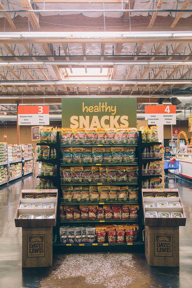 Get snacks and groceries at Grocery Outlet in Fairfield, CA.