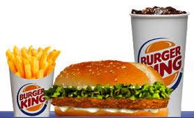 Burger King original chicken sandwich meal starts with golden, crispy chicken, lettuce and tomato on a sub bun, and topped off with French Fries and a small drink. If burgers are not your mood today, the chicken sandwich will surely satisfy.