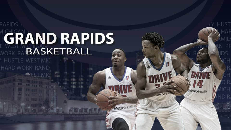 grand rapids drive team