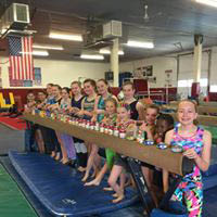 Envision Gymnastics is located in Eastampton