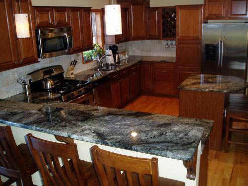 Granite countertops, kitchen ideas near Montgomery