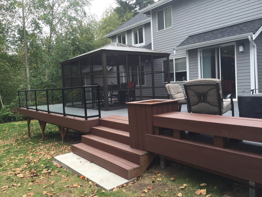 Gafco Roofing & Construction - Bonney Lake, WA - build a new deck - build a new dock - construction companies near me - home improvement coupons near me