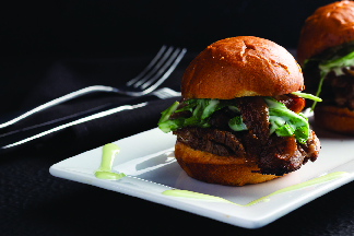 Galeria steak burger