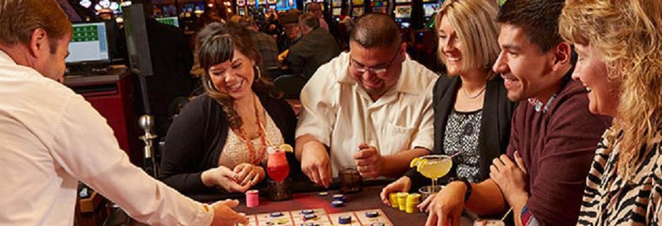 St. Croix Casino Turtle Lake WI Gaming