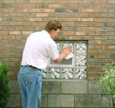 buffalo glass block glass block window service installation buffalo new york garage glass block