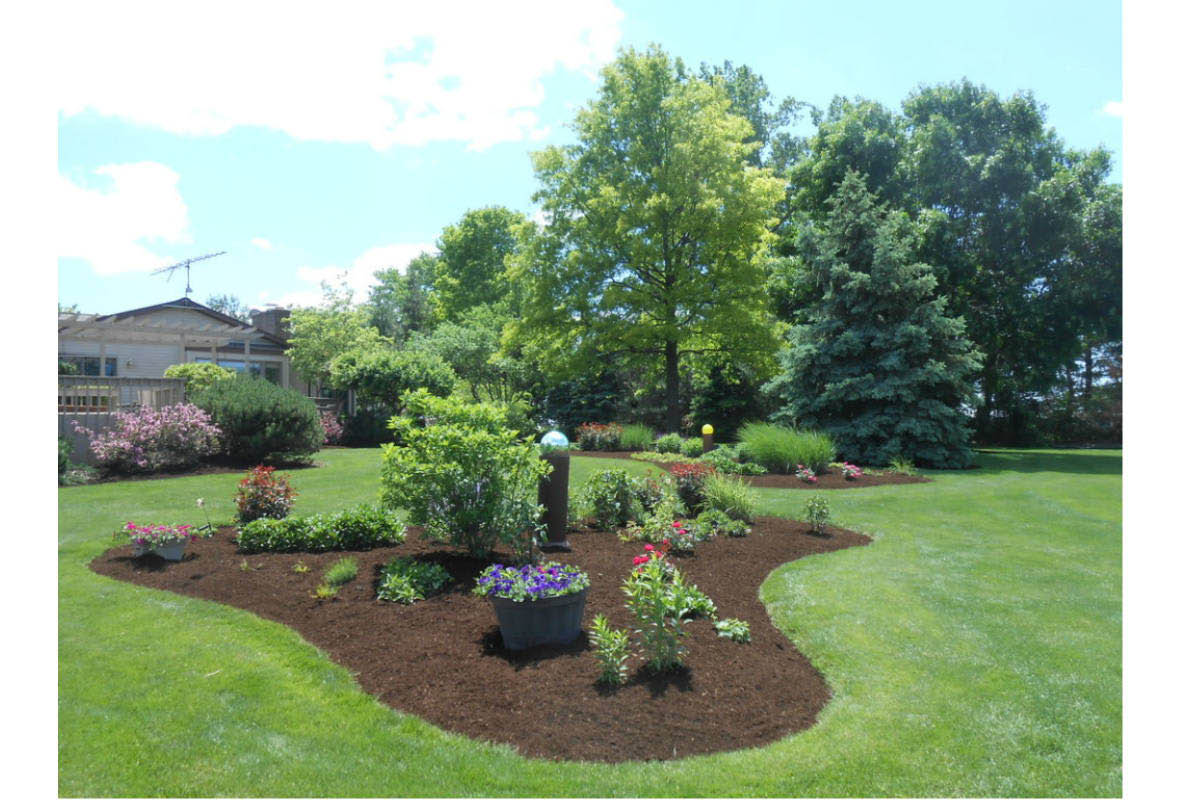 Hickory Lane Farms Landscaping