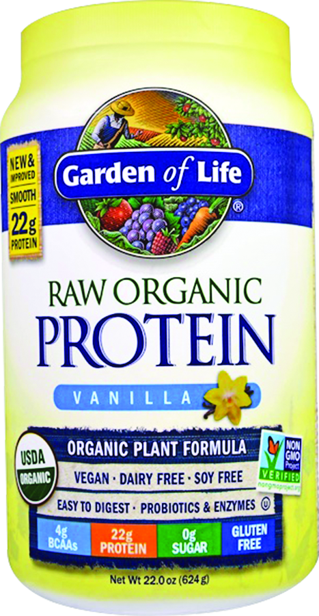 Garden of Life protein powder Lafayette, LA