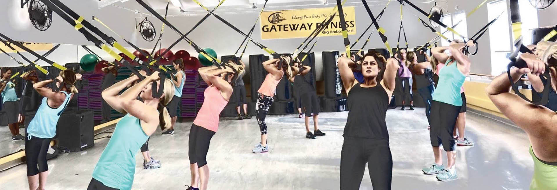 Gateway Fitness main banner image - Gig Harbor, WA - TRX classes