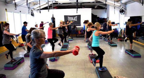Gateway Fitness - Gig Harbor, WA - Gig Harbor health clubs - fitness classes - step classes - Gig Harbor gyms - Gig Harbor fitness clubs