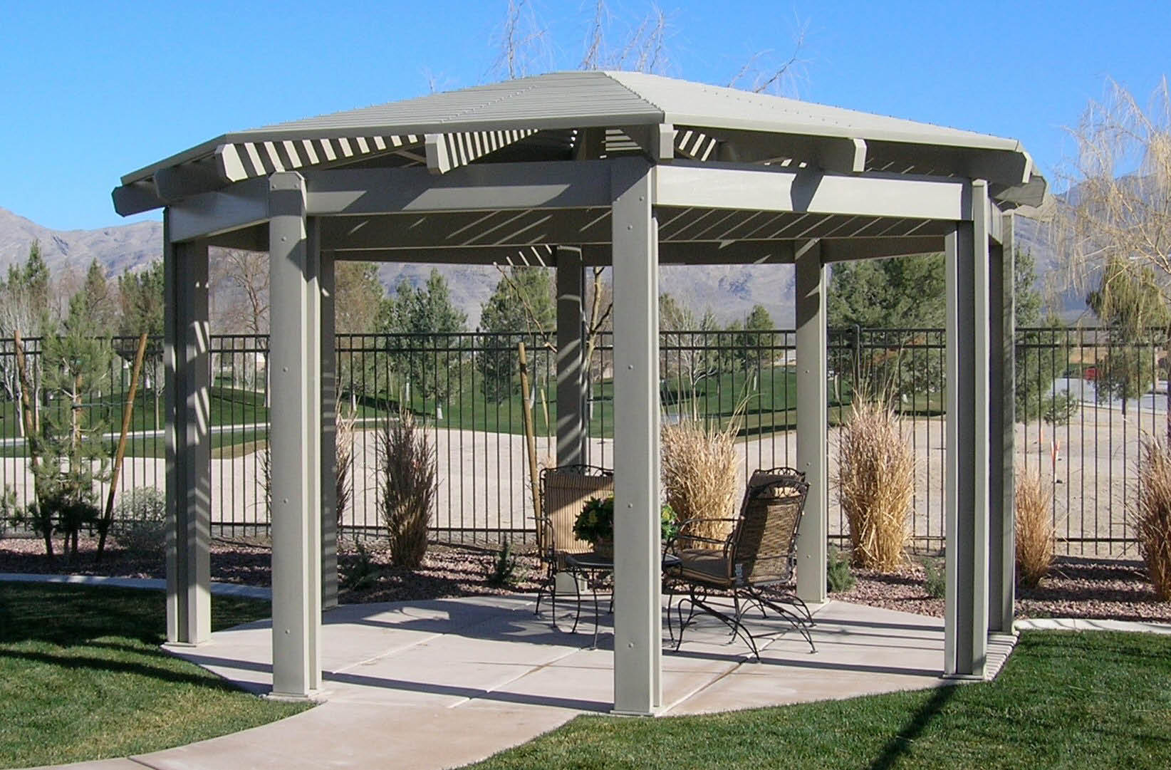 Get your outdoor gazebo from Sunshield Awning Company serving Las Vegas