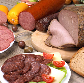 Geier's Sausage Kitchen has fresh sausage, smoked hams, luncheon meats and other fine foods