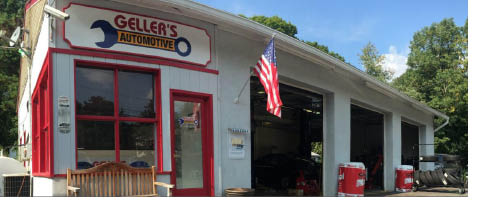 Geller's Automotive in Byram NJ
