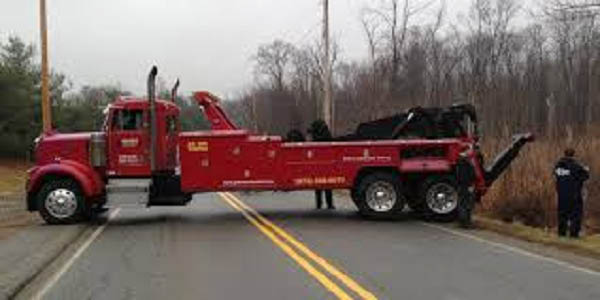 Towing available from Geller's Automotive in Byram NJ