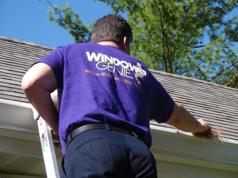 window genie gutter cleaning services east atlanta georgia