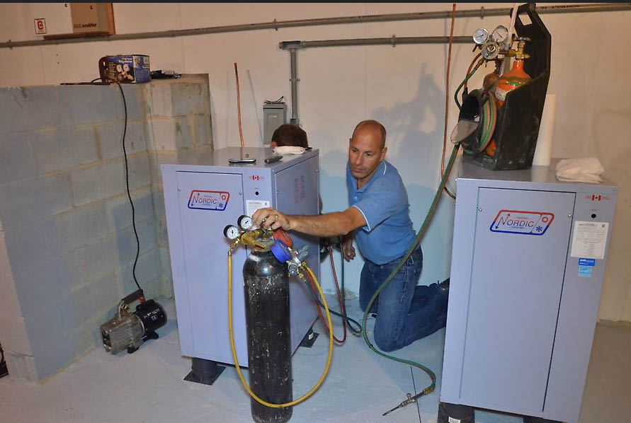 See the difference in the cost of energy with a geothermal water heater