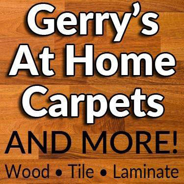 Gerry's Carpets has more than just carpet!
