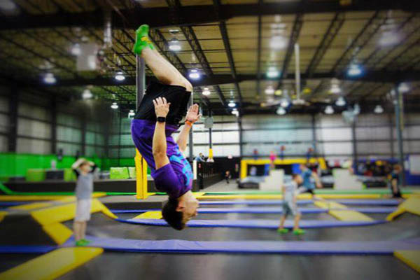 Air trampoline coupons