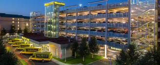 SeaTac Airport parking - valet parking near SeaTac Airport - MasterPark - closest parking to SeaTac Airport