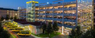 SeaTac Airport parking - valet parking near SeaTac Airport - MasterPark - closest parking to SeaTac Airport