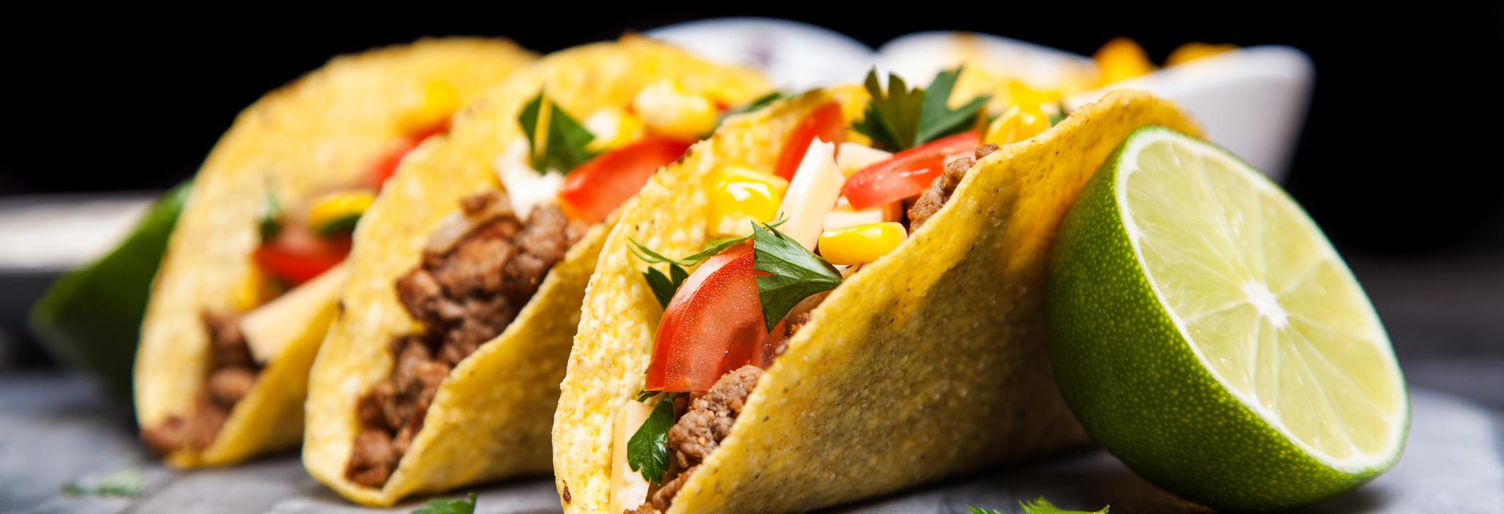 tacos mexican food los reyes mexican restaurant kettering ohio
