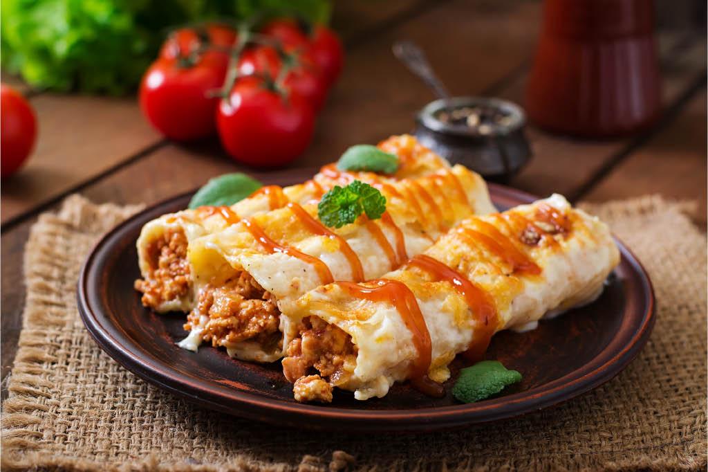 el caporal mexican restaurant liberty township mason ohio enchiladas