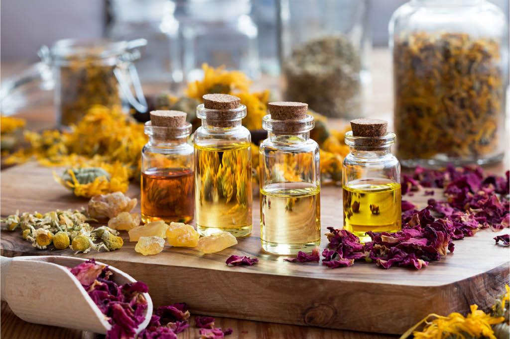 aroma therapy koppla massage
