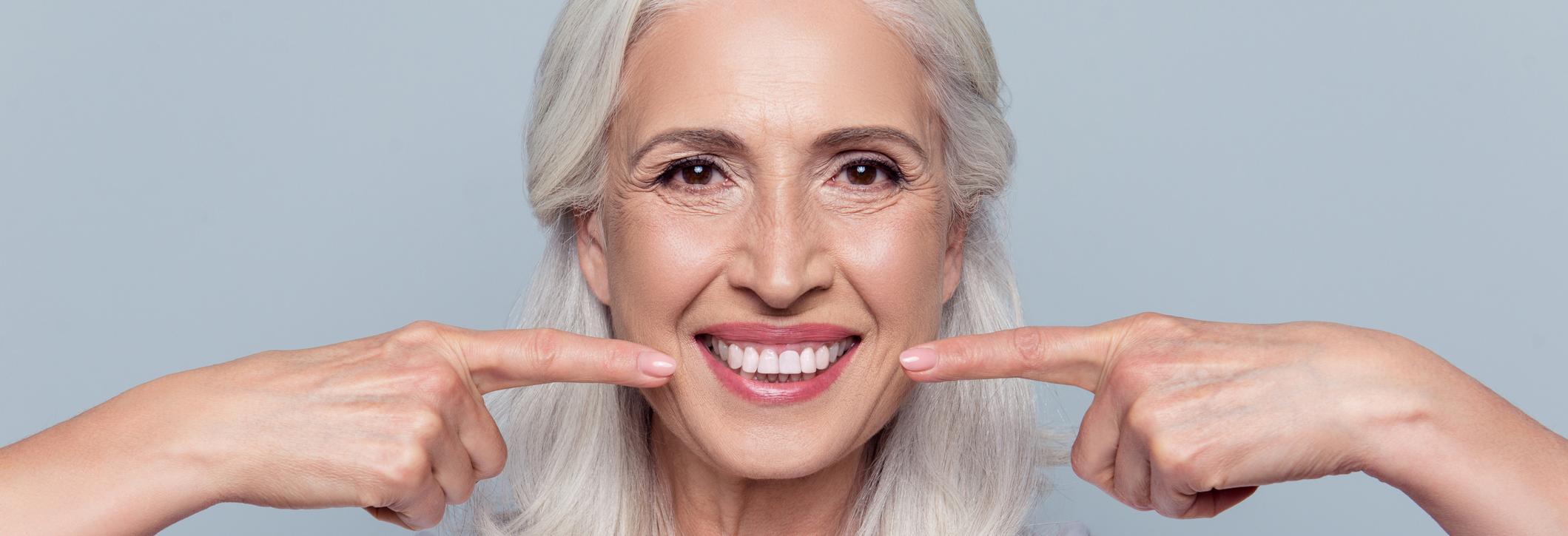 cosmetic and implant dental center patient cincinnati ohio