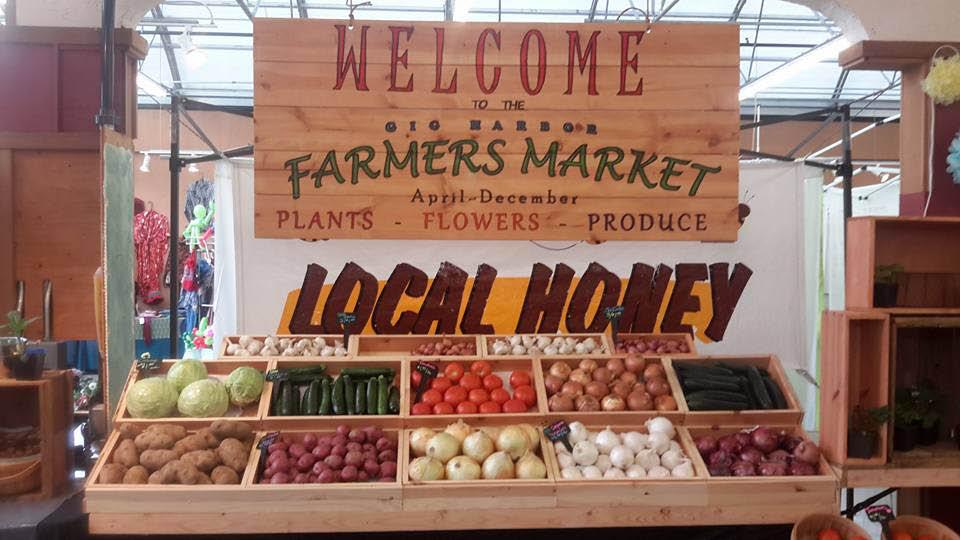 Gig Harbor Farmer's Market - fresh produce - Gig Harbor, WA