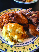 Fried chicken and other soul food near Mt Pleasant, SC