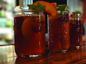 Try our sweet tea sangria recipe