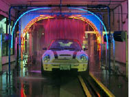 Get the best car wash at Gilroy Express Wash