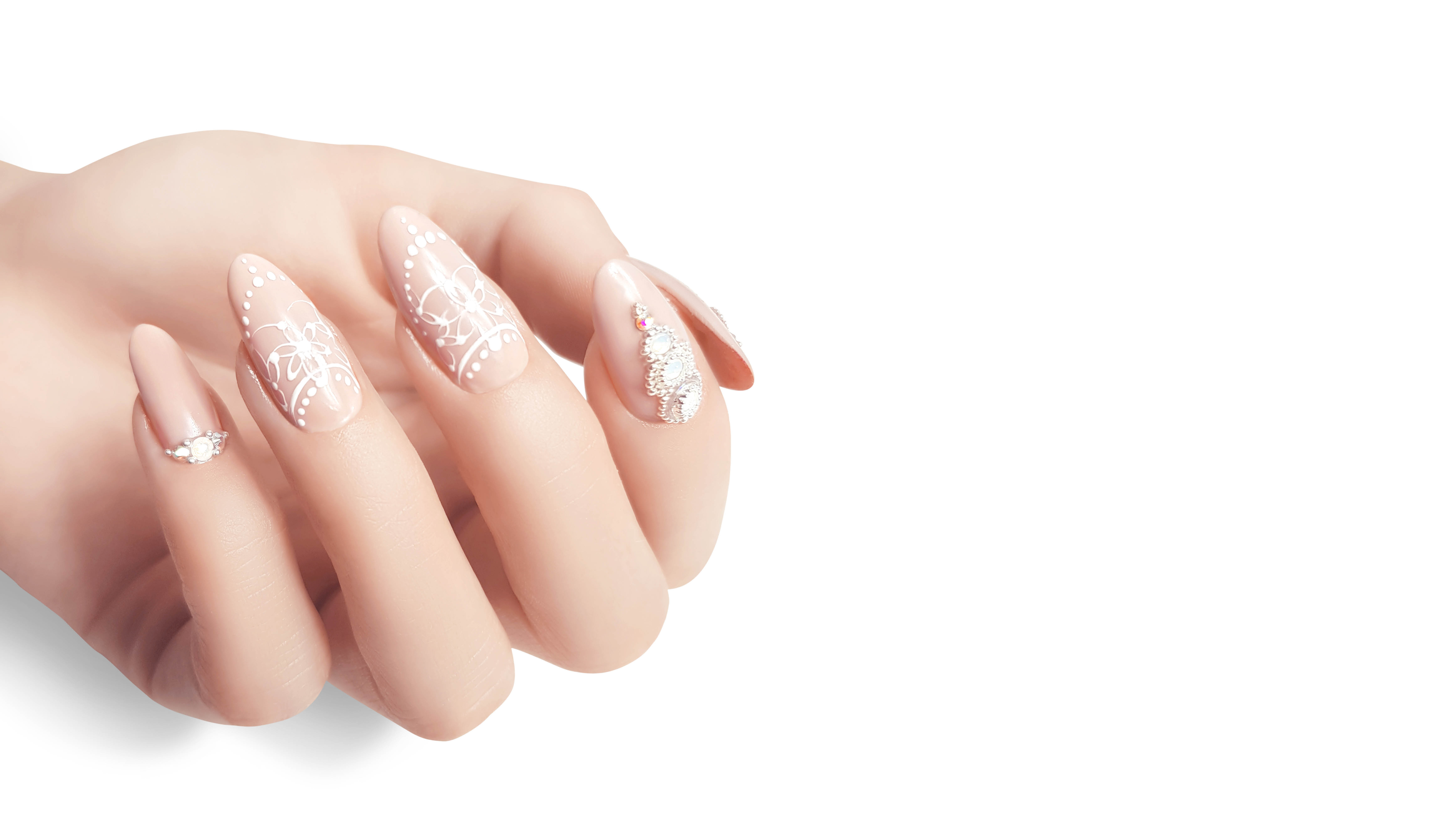glam nails near me fancy nail fancy hair  hair color