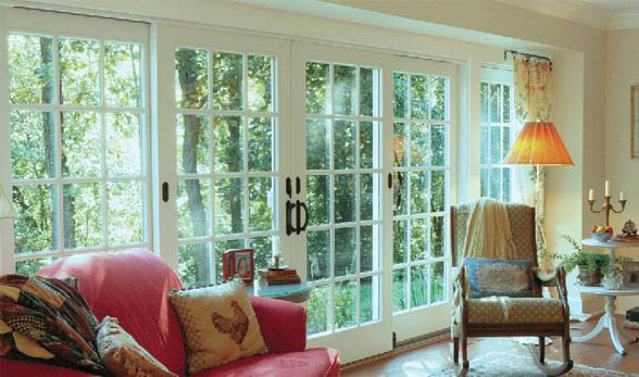 Replace Sliding Door With French Doors Our Contractors Replace And Install New Interior And Exterior Doors