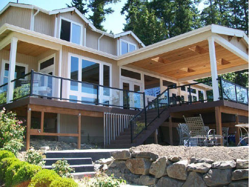 Glassman Inc in Sumner, WA installs gorgeous windows and glass doors