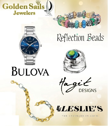 Bulova Reflection Beads Hagit Designs Leslie's Men's Jewelry Bridal Jewelry