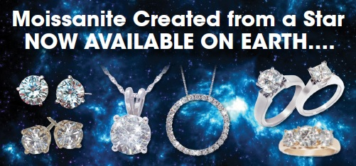 Charles & Colvard Moissanite Moissanite  Custom Jewelry