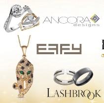 Engagement rings wedding bands Ever & Ever Effy Lashbrook Steven Douglas Officina Bernardi Citizen Angelica Ancora Designs
