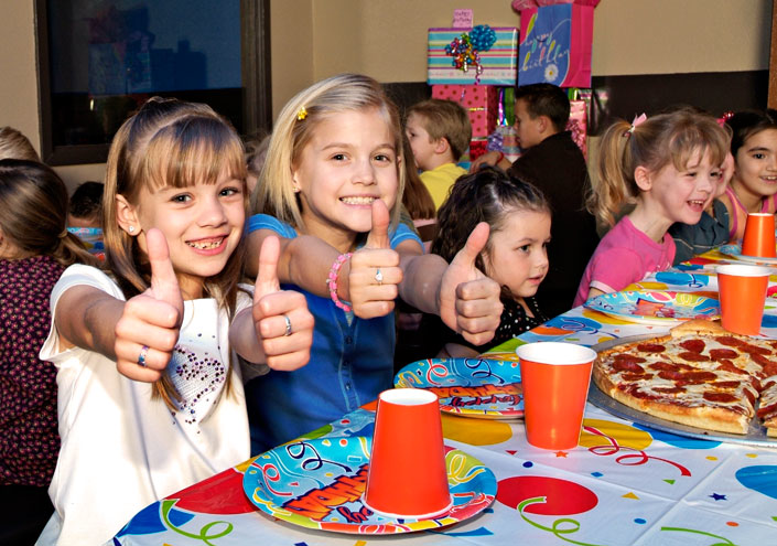 Plan your kid's next birthday party at a Golfland location in Silicon Valley.
