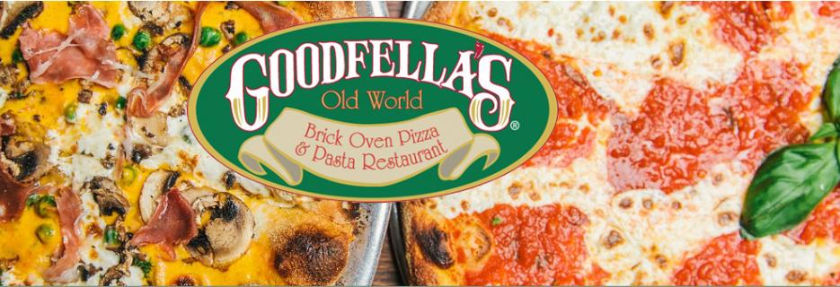 Goodfellas, catering, brick oven pizza, pizza,pasta,heroes, pickup, delivery,goodfellas hylan