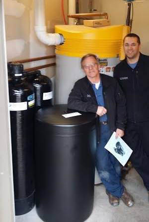 Water Softeners and reverse osmosis water filtration systems by Gordon Water Systems