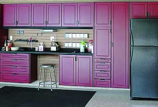 Custom RedLine Cabinets