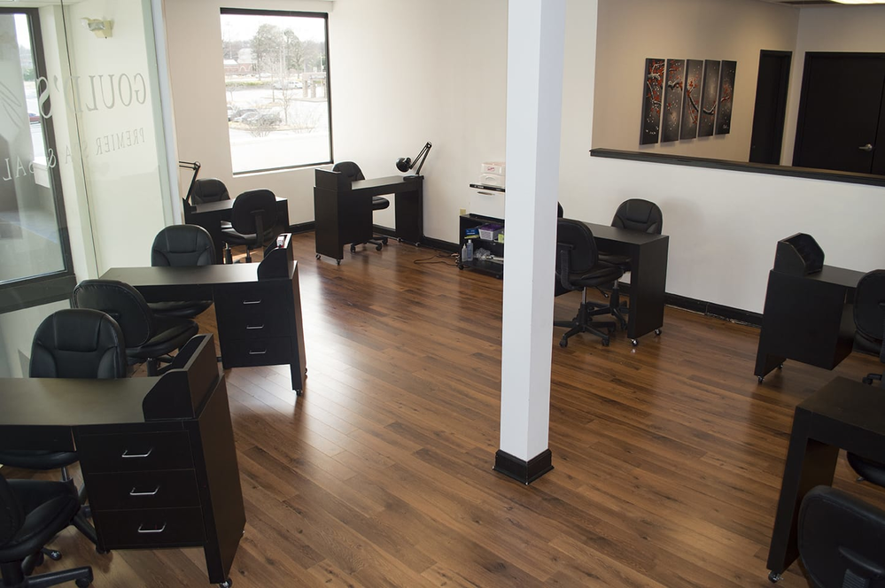 Gould's Cosmetology school education center