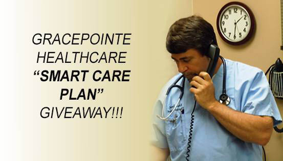 Call GracePointe Healthcare for a Smart Care Plan