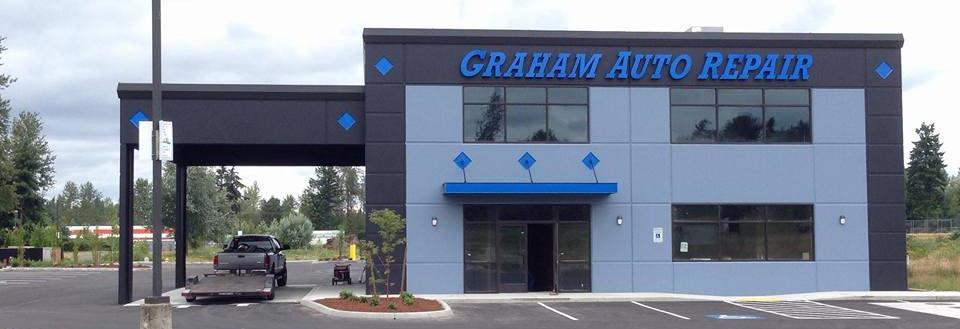 Graham Auto Repair banner image - Graham, WA