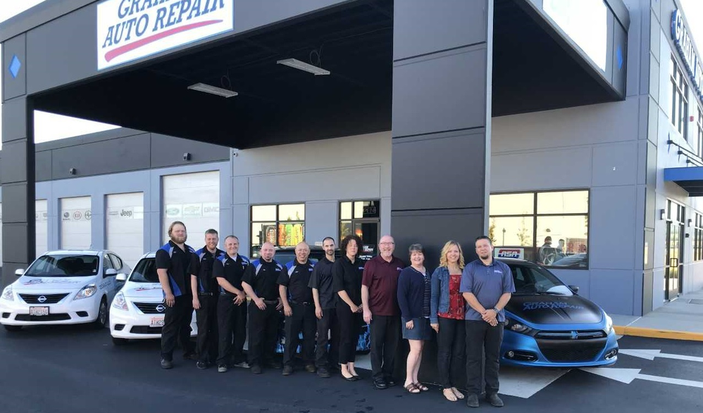 Graham Auto Repair - Family owned with a combined 100 years experience in auto repair - air conditioning check