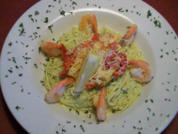 Amici Italian Eatery serves delicious pasta in Graham, Washington