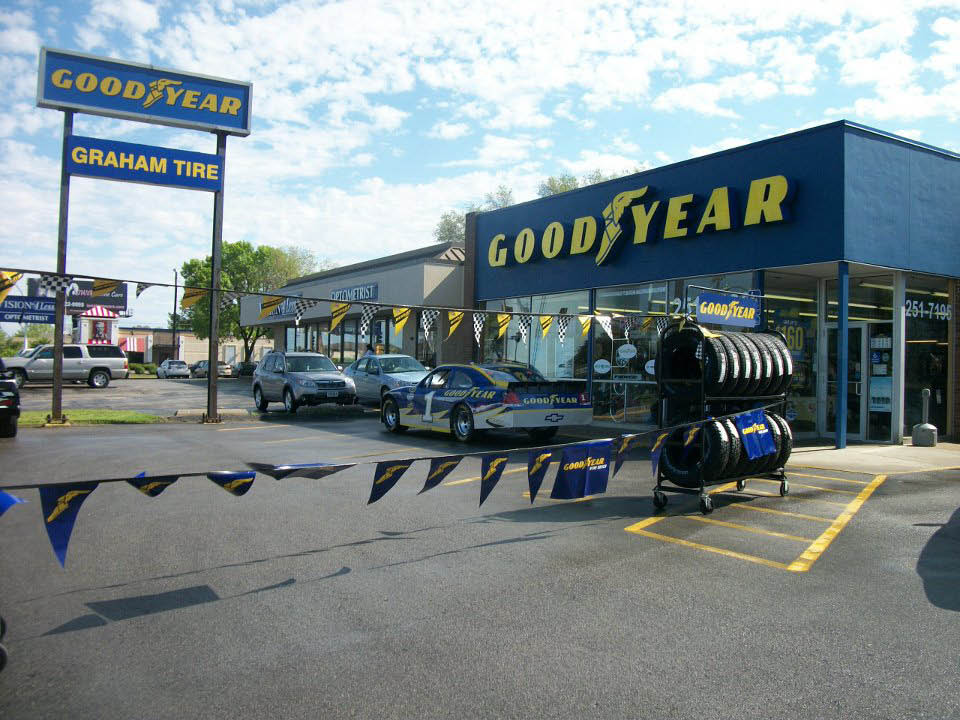 Good Year Tires, Tire shop near Saylorville