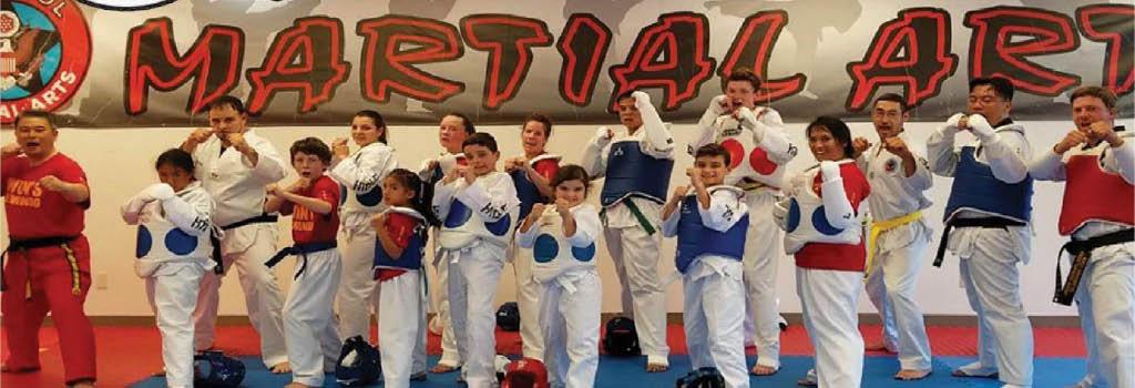 Grand Master Kwon's Taekwondo Academy - main banner image - Tacoma, WA