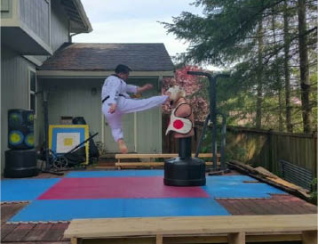 Taekwondo classes in Tacoma, WA - Grand Master Kwon's Taekwondo Academy - martial arts classes